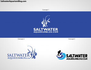 saltwater aquarium blog next generation logo options
