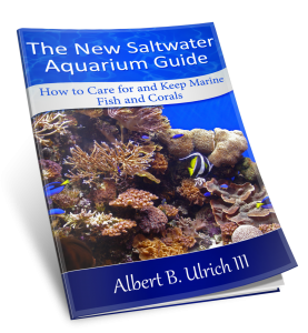 the new saltwater aquarium guide alternate cover