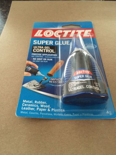 cyanoacrylate super glue gel is an excellent adhesive for fragging corals