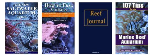 Reef Aquarium Series of Books